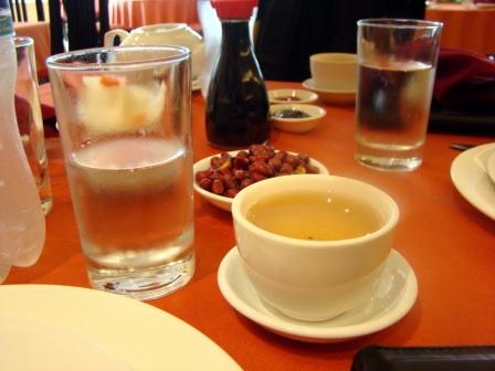 café con sabor a rompope verde de montaña